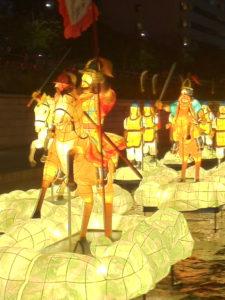 Lantern Festival in Seoul, South Korea