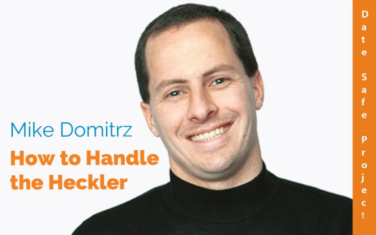 Handling the Heckler