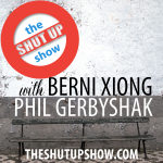 shut up show logo