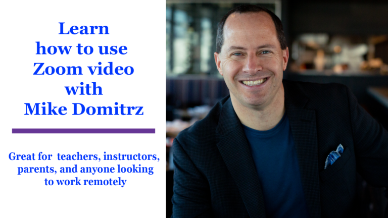 Learn how to use Zoom Meetings