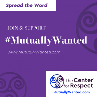 #MutuallyWanted is a key to consent